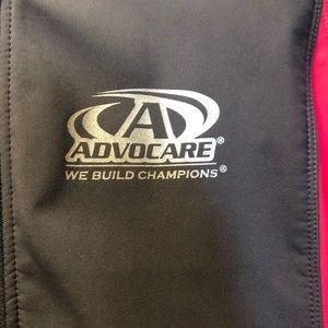 Advocare zip up coat